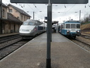 Deux mythes ferroviaires